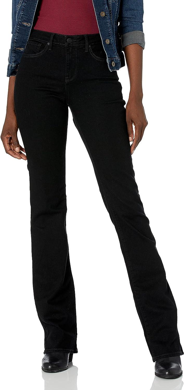 NYDJ Women's Marilyn Straight Denim Jeans