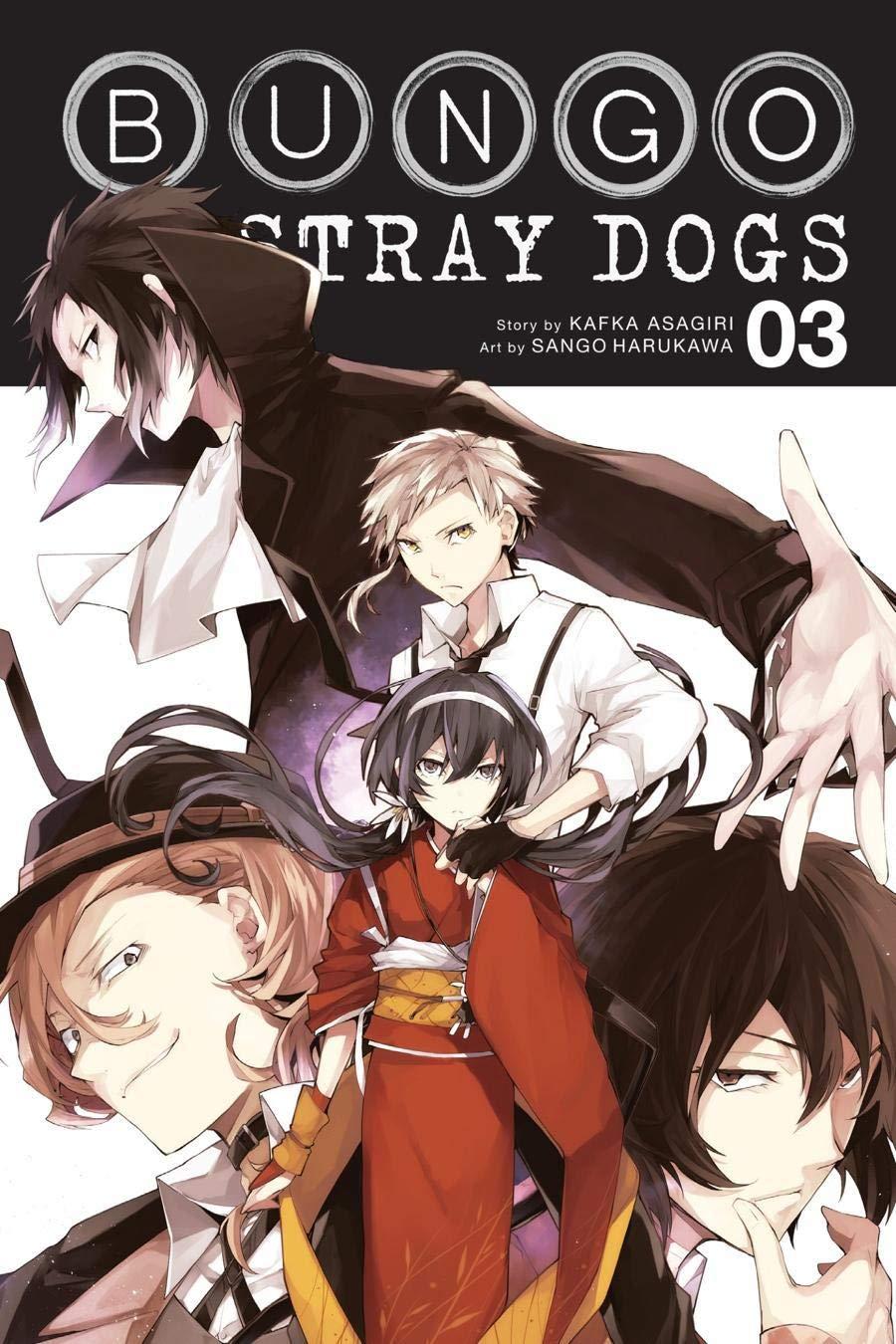 Bungo Stray Dogs Vol. 3