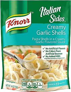 Knorr Italian Sides - Creamy Garlic Shells 4.4oz (Pack of 3)