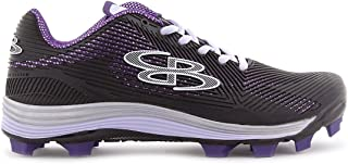 Boombah Women's Spotlight Molded Cleats - 22 Color Options - Multiple Sizes