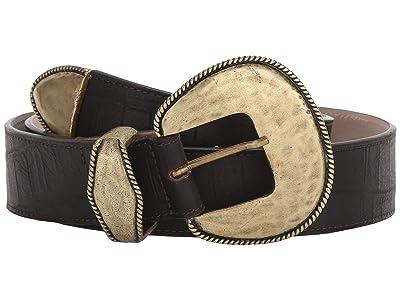 Leatherock Clarice Belt (Brown) Women