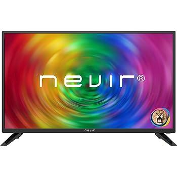 Nevir 7428 TV 32 LED HD USB DVR 3XHDMI Negra: Nevir: Amazon.es ...