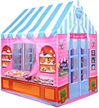 candy store pop up play tent