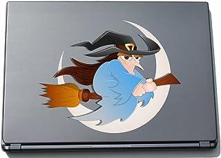 pinkelephant Naklejka na laptopa Notatnik Witch - Hexe 210 x 266 mm