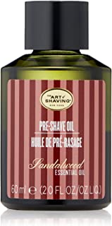 The Art of Shaving Pre-Shave Oil, Sandalwood, 2 Fl Oz