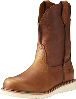 ARIAT Men's Rambler Recon Round Toe Western Boot