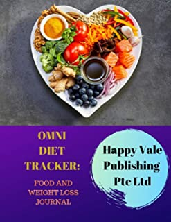 Omni Diet Tracker: Food and Weight Loss Journal