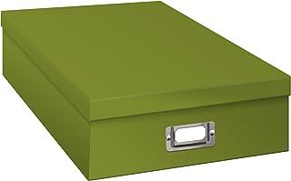 Pioneer Photo Albums Jumbo Scrapbook Storage Box, Spring Green