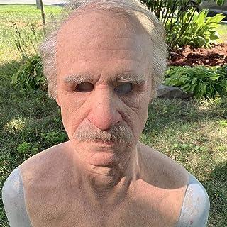 Grandpa Mask Printable grandpa costume animal mask halloween