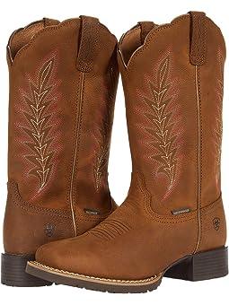 Women's Waterproof Cowboy Boots + FREE