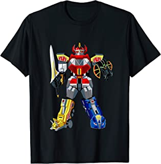 US Power Rangers Megazord Deco 01 T-Shirt