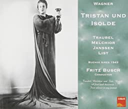 Wagner: Tristan & Isolde Buenos Aires 1943