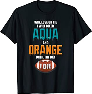 Gulf Shores Apparel: Miami Football Shirt: Limited Ed T-Shirt