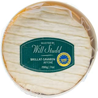 Will Studd Brillat Savarin, Imported Triple Creme from France, 7 oz