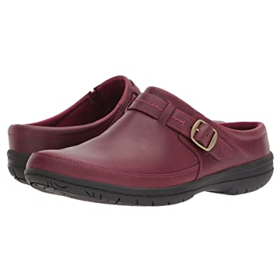 Merrell Encore Kassie Buckle Slide (Beet Red) Women
