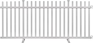 aluminum picket fence panels