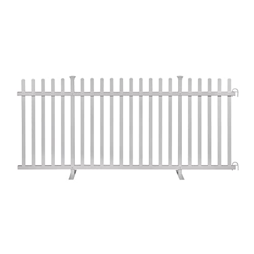 Vinyl Fencing Panels: Amazon com