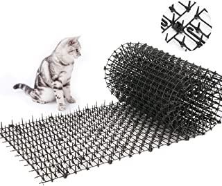 fence wall spikes cat repeller deterrent
