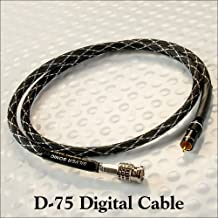 DH Labs D-750 Digital Audio Cable RCA-RCA 1.5 Meter by Silver Sonic