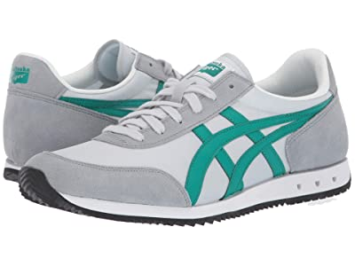 Onitsuka Tiger New York (Glacier Grey/Jelly Bean) Classic Shoes