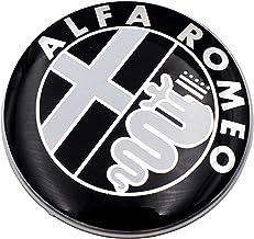 IGGY Escudo Fregio Emblema Logo compatible 74 mm 145 146 147 156 159 Giulietta Mito