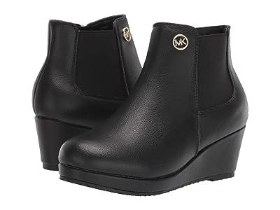 MICHAEL Michael Kors Kids Cate Tulip (Little Kid/Big Kid) (Black) Girls Shoes