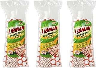 Libman 1208 Wonder Mop Refill (3 Pack)