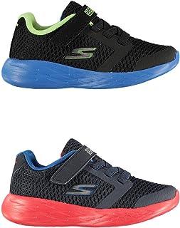 Official Brand Skechers GOrun 600 Trainers Infants Boys Shoes Sneakers Kids Footwear