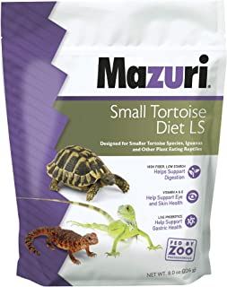 Mazuri Small Tortoise Diet LS Food