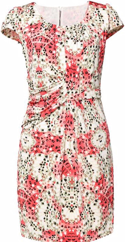DHWMFragile Flower Dresses The Girl In Summer Of Long) Dresses ShortSleeved