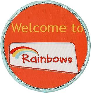I/'VE HAD AN ADVENTURE RAINBOW CLOTH BADGE RAINBOWS UNIFORM NEW