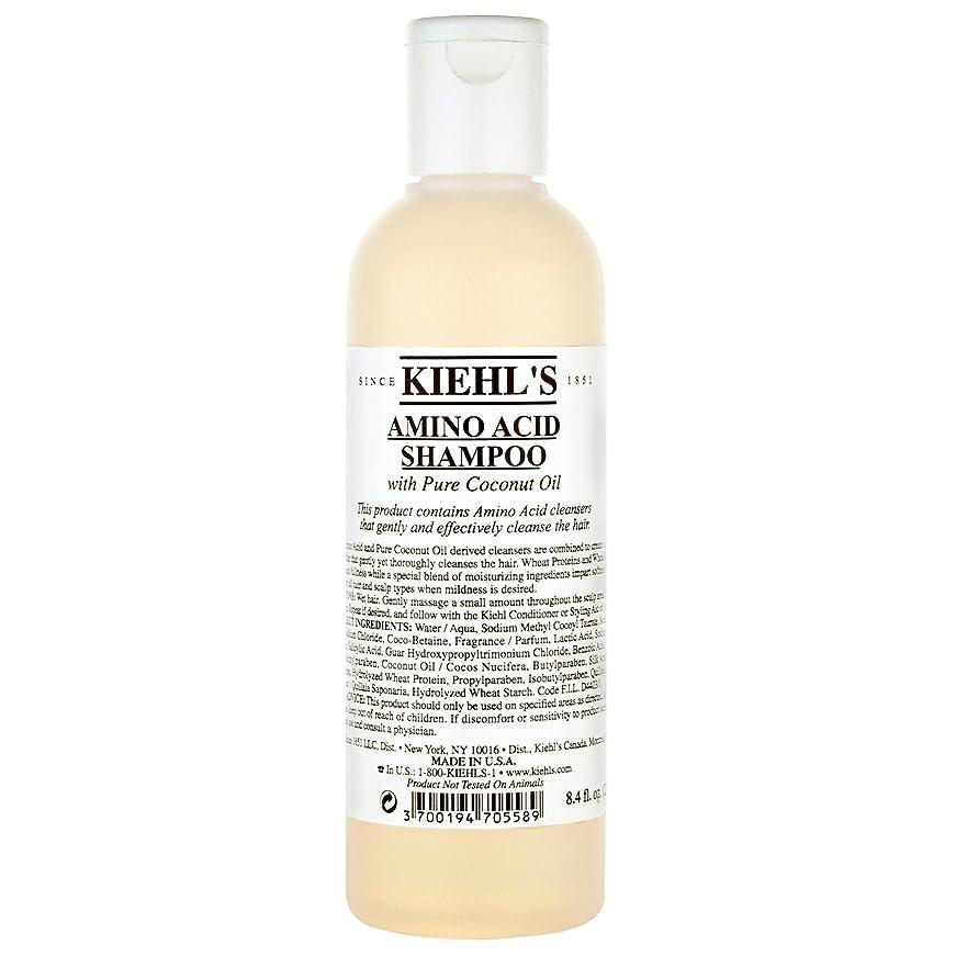 ボット虐殺チャペル[Kiehl's ] キールズアミノ酸シャンプー250Ml - Kiehl's Amino Acid Shampoo 250ml [並行輸入品]