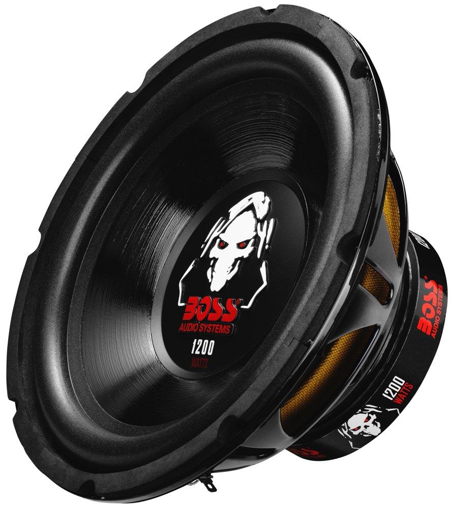 BOSS Audio P10SVC Single Subwoofer