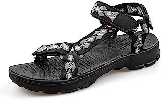 riemot Arch Support Sandals for Mens Womens,Ladies Wide Fit Hiking Trekking Sandals,Open Toe Walking Sandals,Summer Flat S...