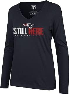 NFL Women's Slogan Rival Long Sleeve Tee