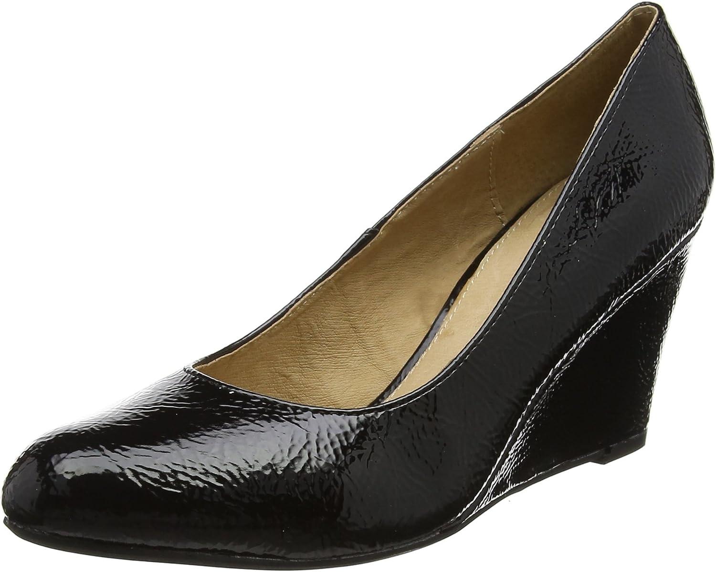 Lotus Blaise Womens Wedge Heel Court shoes