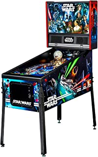 Stern Star Wars The Pin Pinball Machine
