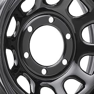 Pro Comp Steel Wheels Series 51 Wheel with Gloss Black Finish (17x8