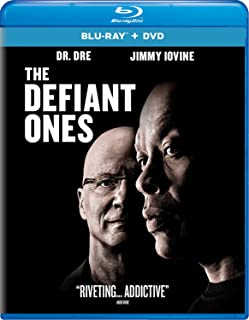 The Defiant Ones Blu-ray + DVD