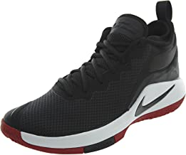 Nike Lebron Witness II Mens Basketball Shoes, Black/Black-white-gym Red, (11 D(M) US)