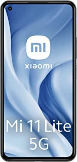 Xiaomi Mi 11 Lite 5G - smartfon 128 GB, 8 GB RAM, Dual SIM, Trufla Czarny