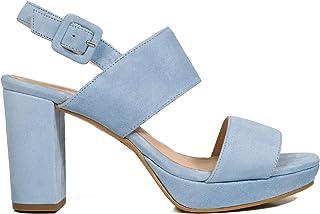 f90d521a Zapatos miMaO. Zapatos Piel Mujer Hechos EN ESPAÑA. Sandalia Plataforma  Mujer. Sandalia Tacón