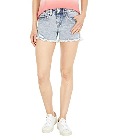 Blank NYC The Astor Shorts with Raw Hem in Love On Top
