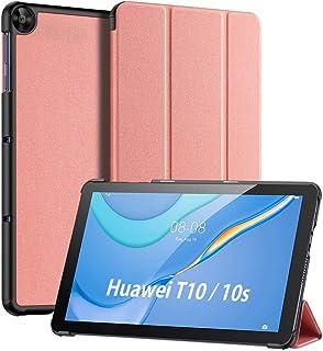 DUX DUCIS Custodia Cover per Huawei MatePad T10 / T10s 2020, Magnetica Pelle Coperchio Sottile Leggera Cover Custodia per ...