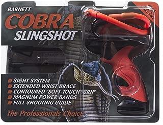 BARNETT 160433 Outdoors Cobra Slingshot with Stabilizer and Brace