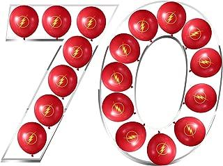 the flash balloons