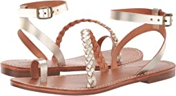 09412ab5c47 Metallic Platinum. 498. Soludos. Slotted Thong Sandal.  98.95. 4Rated 4  stars4Rated 4 stars. New. Platinum