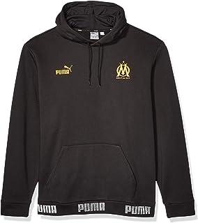 PUMA Men's Olympique De Marseille Ftbl Culture Hoody