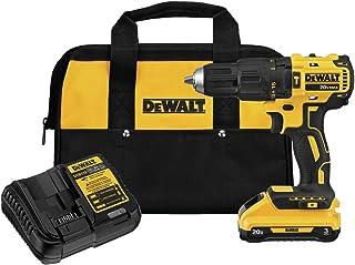 DEWALT DCD778L1 20V Max Cordless Compact Hammer Drill/Driver