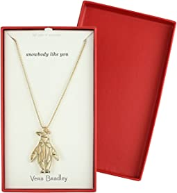 Vera Bradley - Penguin Pendant Necklace